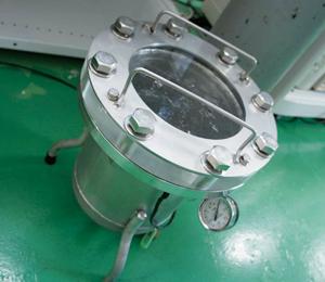 luminous paint color spectrophotometer