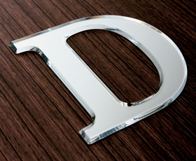 Non Lit Letter Sign Products Total Sign Manufacturer