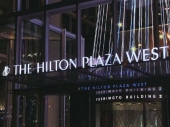 THE HILTON PLAZA WEST